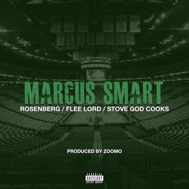 Новая музыка: Peter Rosenberg Ft.  Беги, Господь, Бог печей готовит «Маркус Смарт»    Рэп Радар