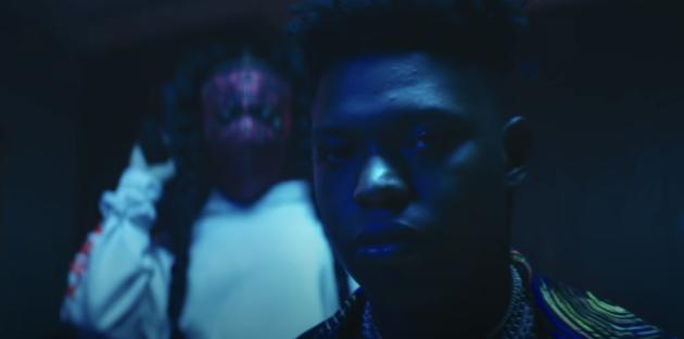 Yung Bleu Ft.  Кой Лере «Воры в Атланте» |  Рэп Радар