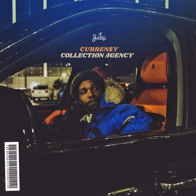Новый альбом Curren $ y 'Collection Agency' |  Рэп Радар