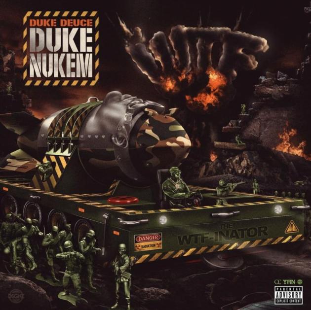 Новый альбом: Duke Deuce 'Duke Nukem'    Рэп Радар