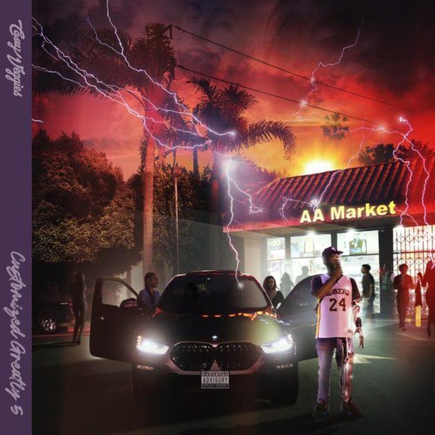 Новый альбом: Casey Veggies 'CG5' |  Рэп Радар
