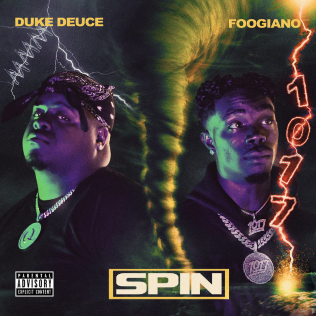 Duke Deuce Ft.  Фуджиано «Спин» |  Рэп Радар