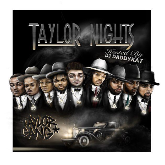 Новый микстейп: Taylor Gang 'Taylor Nights' |  Рэп Радар